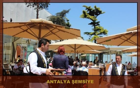 Antalya şemsiye  AB