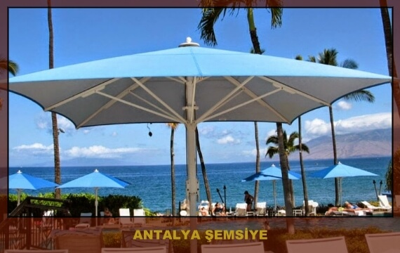 Antalya şemsiye  AG