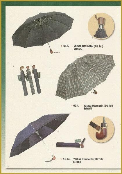 April Yağmur şemsiyeleri 15