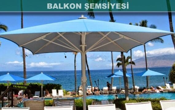Balkon şemsiyesi BLK-2