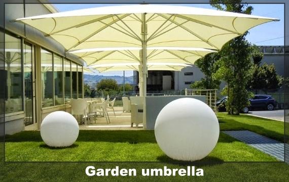 Garden umbrella  AF