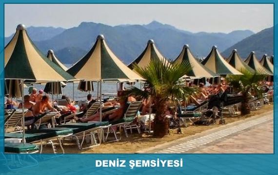 Deniz şemsiyesi  AG