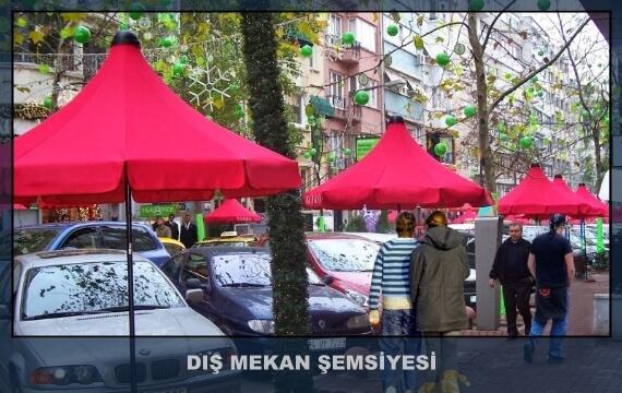Dış mekan şemsiyesi AN