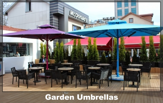 Garden umbrella  AA