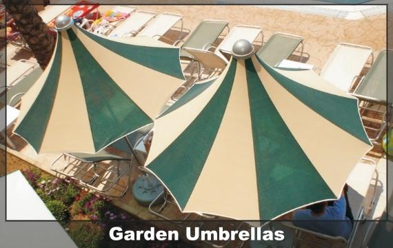 Garden umbrella AL