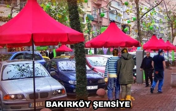Bakırköy şemsiye J