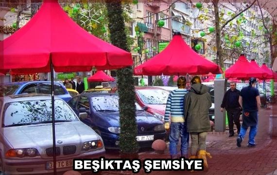 Beşiktaş şemsiye J