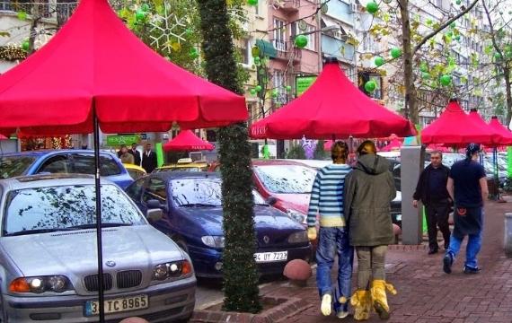 Nevşehir şemsiye Ş-11