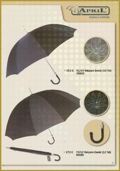 Kaliteli şemsiye KL-12