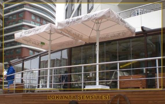Lokanta şemsiyesi  AH