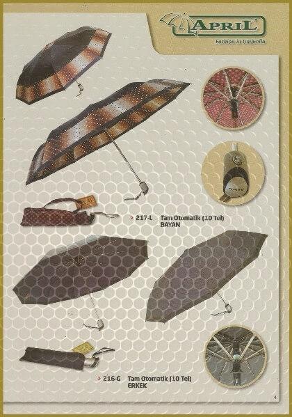 Marka şemsiye 04-D