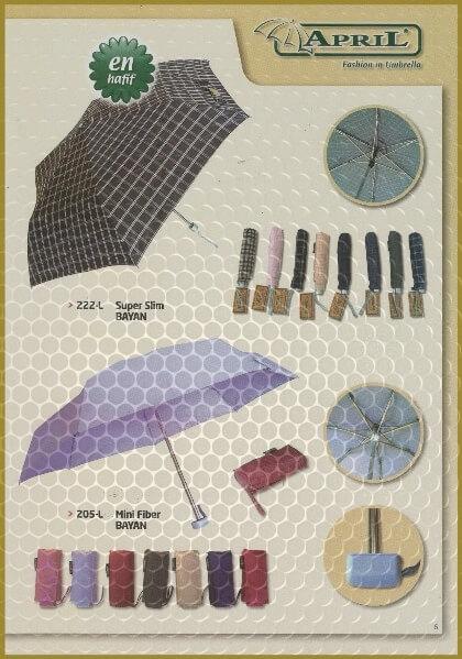 Marka şemsiye 06-F