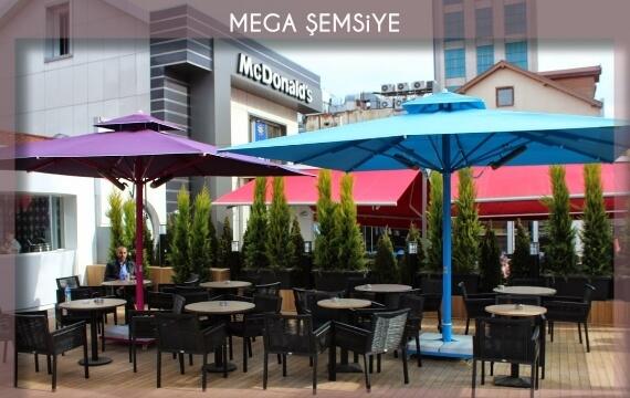 Mega Şemsiye MG-6
