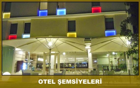 Otel şemsiyesi 8