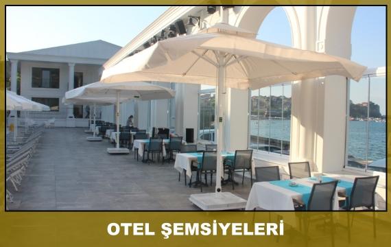 Otel güneş şemsiyeleri 6
