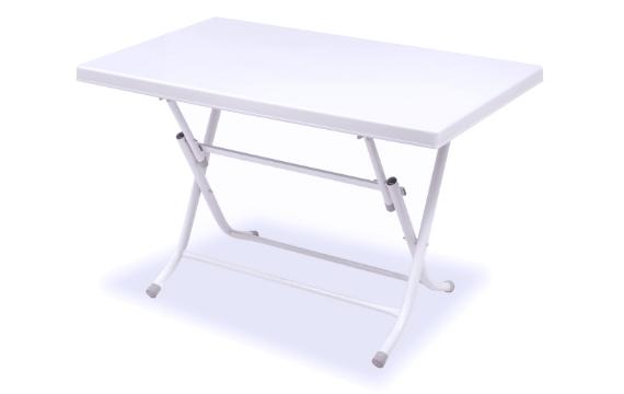 Sabit ayaklı Plastik masa