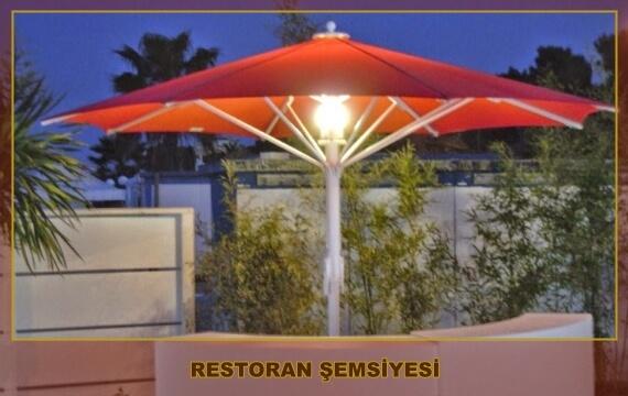 Restoran şemsiyesi  AJ