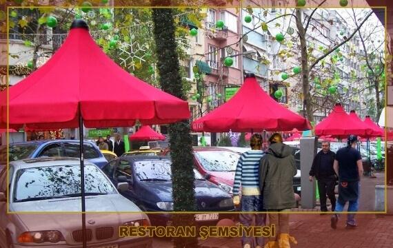 Restoran şemsiyesi AN