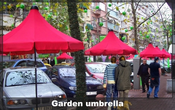 Garden umbrella AN
