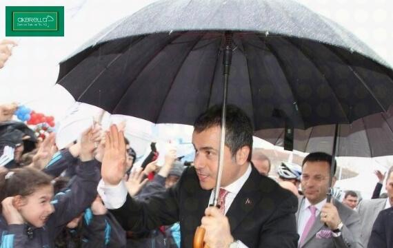 VİP yağmur şemsiyeleri 9